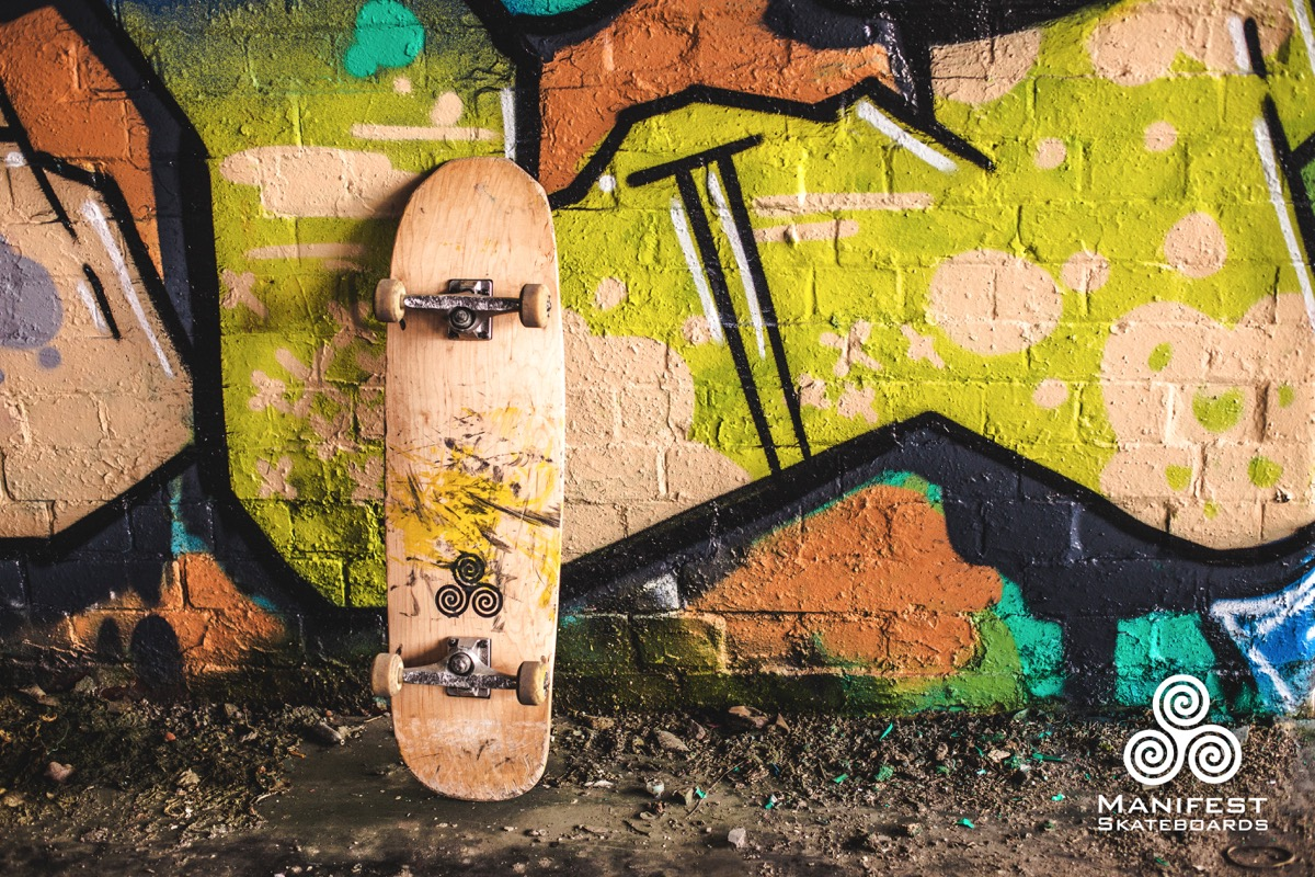 Photographing Manifest Skateboards